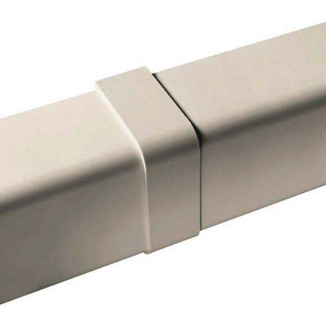 Joint d'intersection pour goulotte 80x60 mm