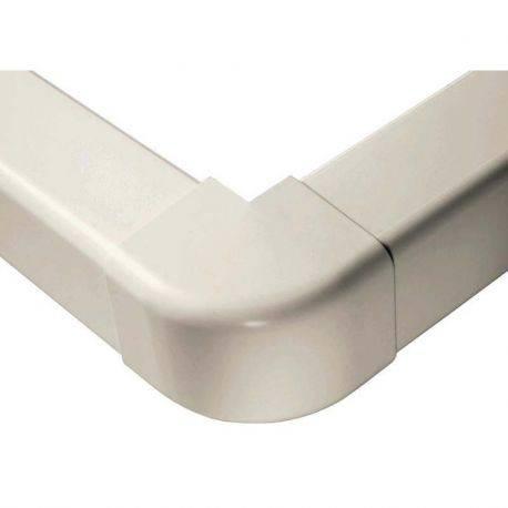 Angle extérieur pour goulotte 80x60 mm