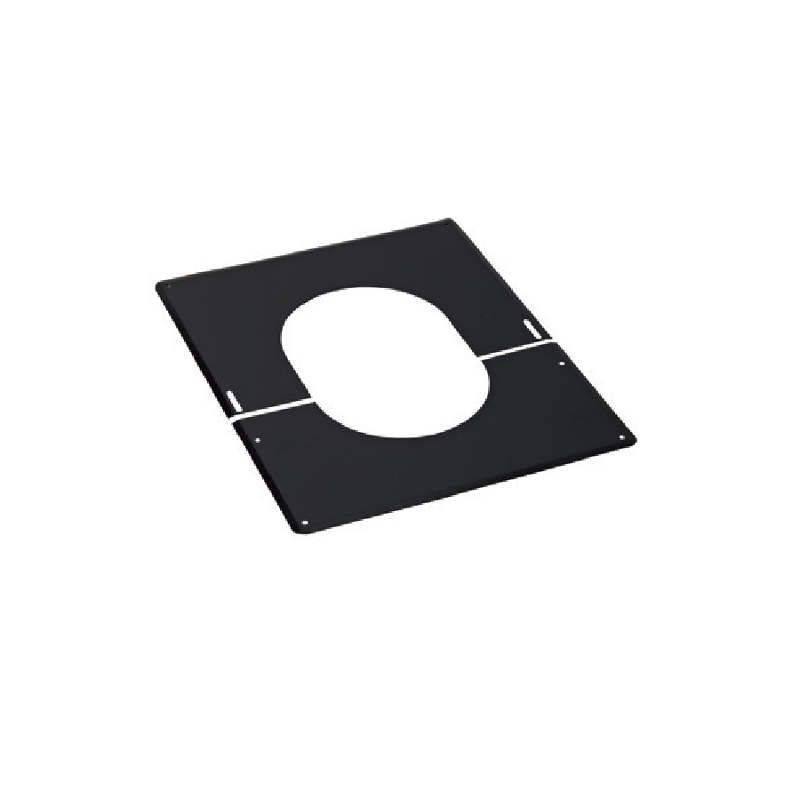 plaque de finition noir 80 125 bioten pente plafond 30 45. Black Bedroom Furniture Sets. Home Design Ideas