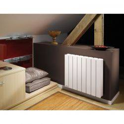 Radiateur Applimo 1250 w Pégase 2 horizontal Smart Eco-control