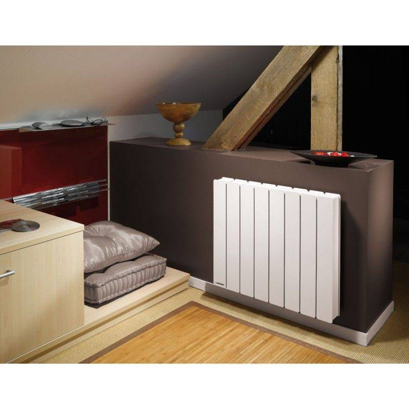 radiateur applimo p gase 2 horizontal smart eco control 2000 w. Black Bedroom Furniture Sets. Home Design Ideas