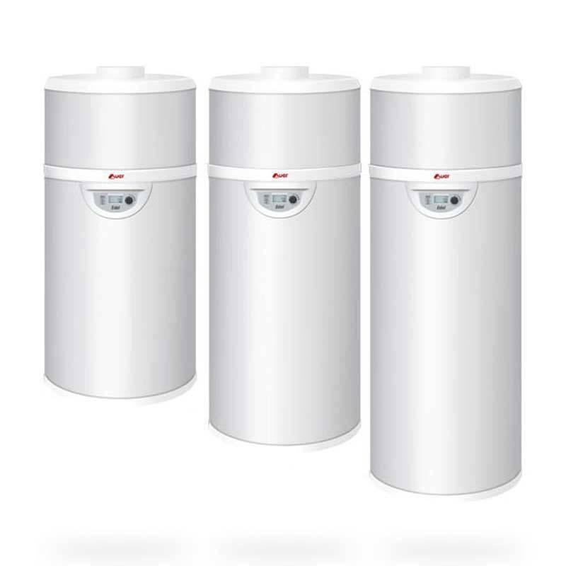 Chauffe eau thermodynamique 100 litres mural air sur ventouse - Chauffe eau 100 litres ...