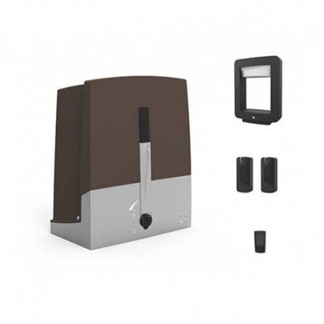 motorisation pour portail coulissant came brown line 001uops2000. Black Bedroom Furniture Sets. Home Design Ideas