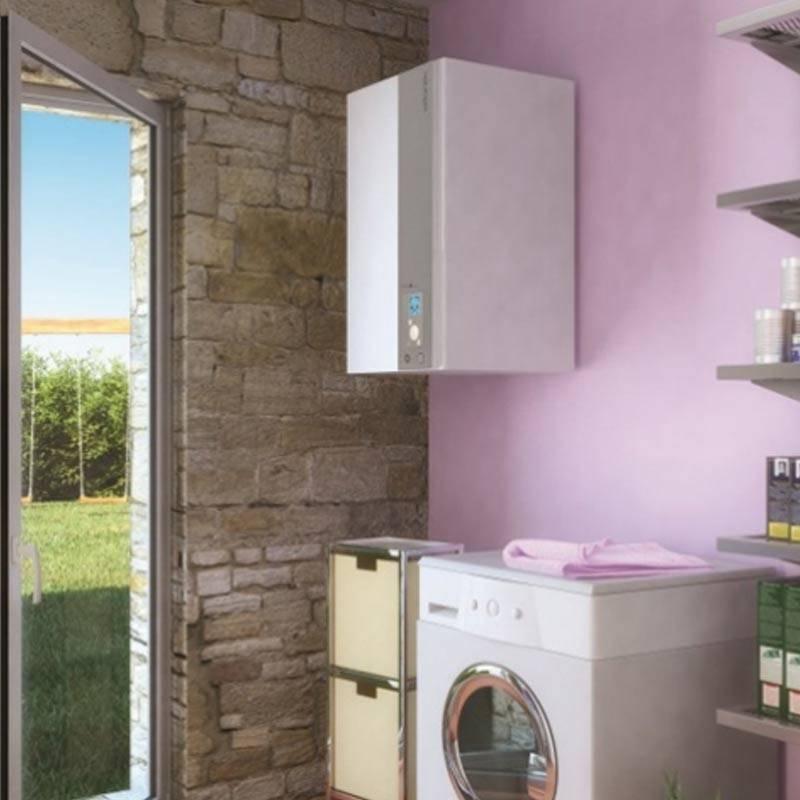pompe chaleur air eau atlantic alf a extensa ai 8 kw. Black Bedroom Furniture Sets. Home Design Ideas