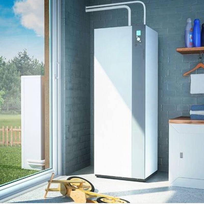 pompe chaleur air eau atlantic alf a excellia duo 11 kw. Black Bedroom Furniture Sets. Home Design Ideas