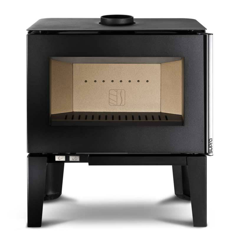 po le bois b ches hugonoir fonte rond b ches 7 kw. Black Bedroom Furniture Sets. Home Design Ideas