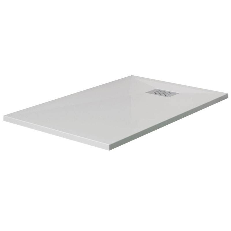 receveur kinesurf extra plat blanc 140 x 90 kin do. Black Bedroom Furniture Sets. Home Design Ideas