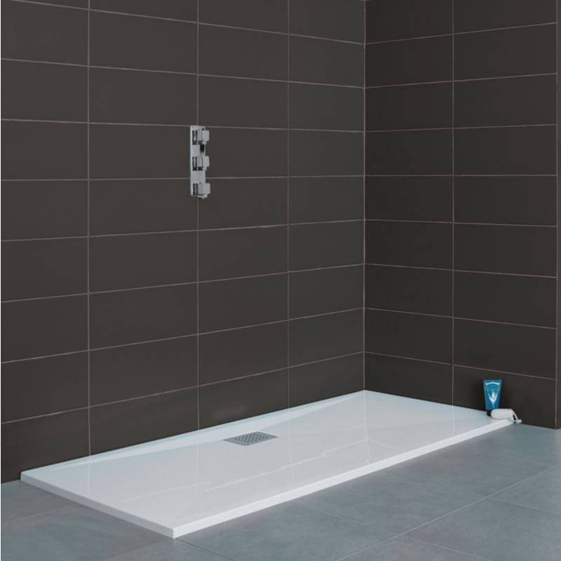 receveur kinesurf extra plat blanc 100 x 90 kin do. Black Bedroom Furniture Sets. Home Design Ideas