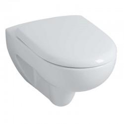 Pack WC PRIMA RIMFREE suspendu avec abattant frein de chute