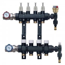 Collecteur PCBT Synthèse Luxe avec débimètre - Rbm