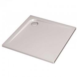 Receveur Ultra Flat carré 80x80x4 cm - Porcher