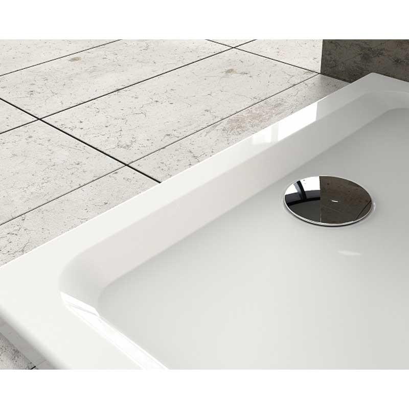 receveur de douche marbrex 170x80 mm rectangulaire prima style. Black Bedroom Furniture Sets. Home Design Ideas