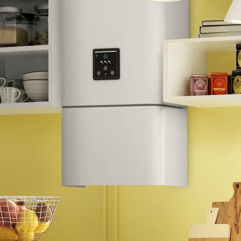 chauffe eau lectrique malicio 80 litres connect multiposition. Black Bedroom Furniture Sets. Home Design Ideas