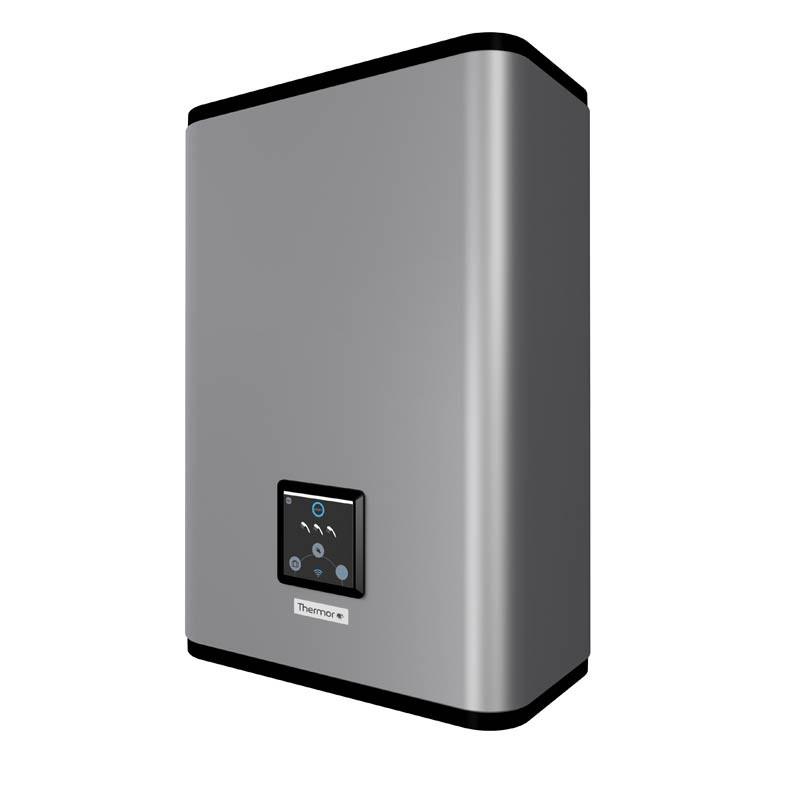 chauffe eau lectrique malicio 100 litres connect. Black Bedroom Furniture Sets. Home Design Ideas