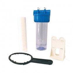 Kit pré filtration anti-tartre complet - Water Pro