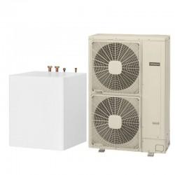 Pompe à chaleur Air-Eau YUTAKI S80 Hitachi XRWH-4.0VNFE