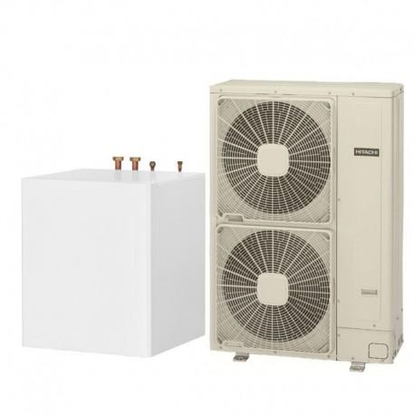 Pompe à chaleur Air-Eau YUTAKI S80 chauffage seul