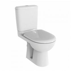 Pack WC PRIMA 6 RIMFREE avec abattant frein de chute