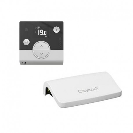 Pack Cozytouch NaviPass IO NB- pour pompe à chaleur Atlantic
