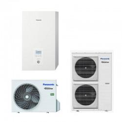 Pompe à chaleur Panasonic Aquarea SDC haute performance chauffage et refroidissement