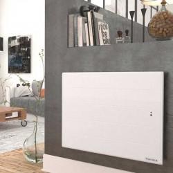 Radiateur Thermor 1250 w Ovation 3 intelligent et connecté horizontal