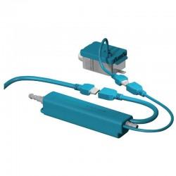 Pompe de relevage bi-blocs Miniaqua S+ 12L/H